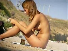 #Nudistbeach, #Nudists, #FKK