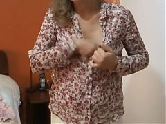 My wifes sister shows off in front of the maids stepson