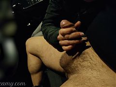 Dick flash, I pull out my cock in front of young girlfriend